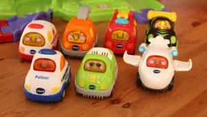 VTech Go Go Smart Cars Collection
