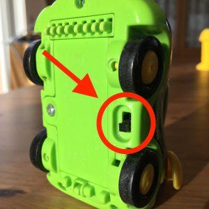 VTech Go Go Smart Wheels Kill Switch
