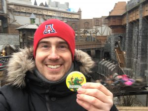 "My 33rd Birthday: Free Admission At Our Local Theme Park ""Phantasialand"""