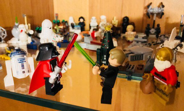 Lego Star Wars Advent Calendar Xmas Darth Vader