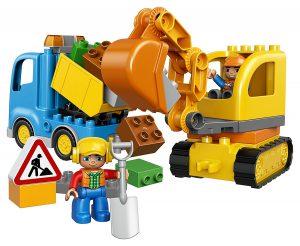 Duplo Excavator