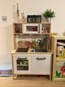 IKEA Duktik Play Kitchen
