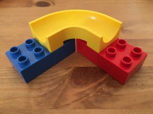 Hubelino Vs. Genuine Lego Duplo Comparison