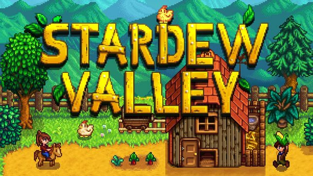 Stardew Valley is all about player agency and emerging storytelling