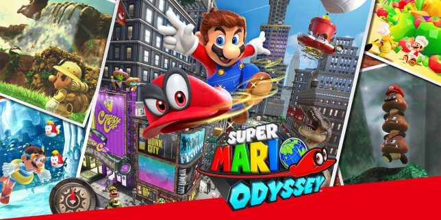 Super Mario Odyssey is the BEST game for families on the Switch right now