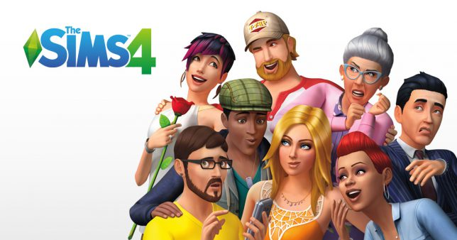 The Sims is a great video games series to enjoy together as a family