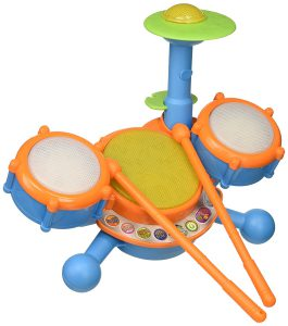 V-Tech KidiBeats Drum Set