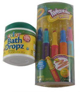 Crayola Bathtub Crayons