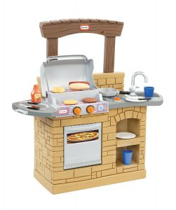 Little Tikes Cook n Play Outdoor BBQ Outside Toy for Toddlers