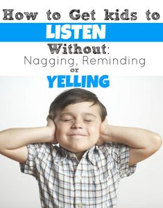 Positive Parenting Solutions - Get Your Kids To Listen
