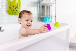 Suction Cup Bath Toys