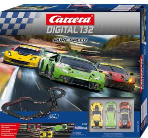 Carrera Digital 132 Slot Car Set For Kids