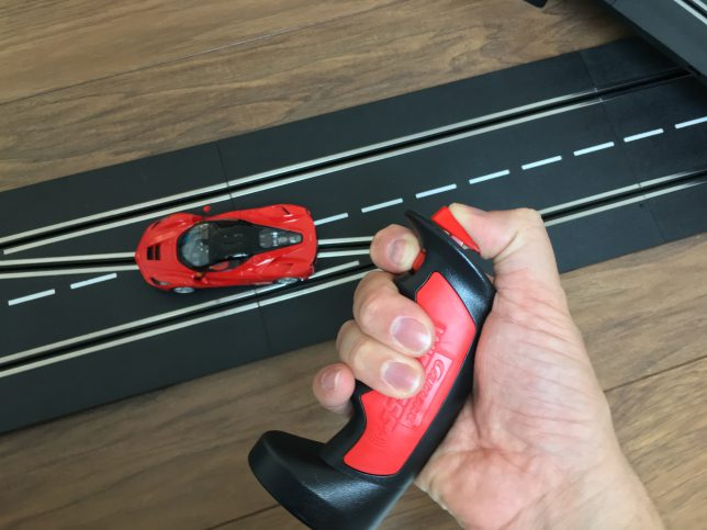 Slot Car Set For Kids - Carrera Digital Switches