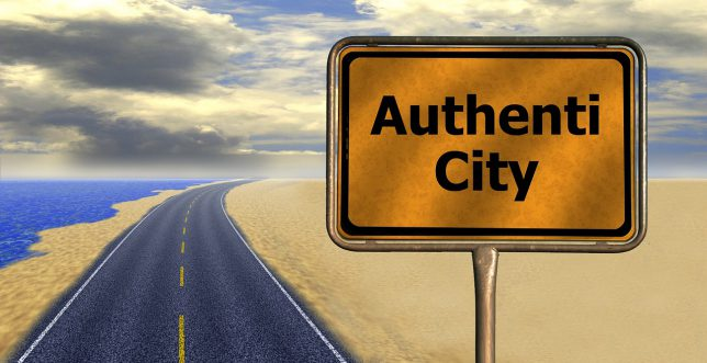 The road to authenticity can be bumpy - But it is worth it