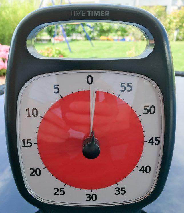 Time Timer Plus - 59 minute limit