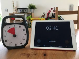 Time Timer Plus Review - Digital vs Analog 2