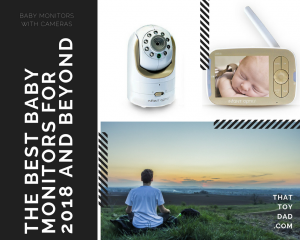 Baby Monitors with a Camera - What are the Top Rated Baby Monitors