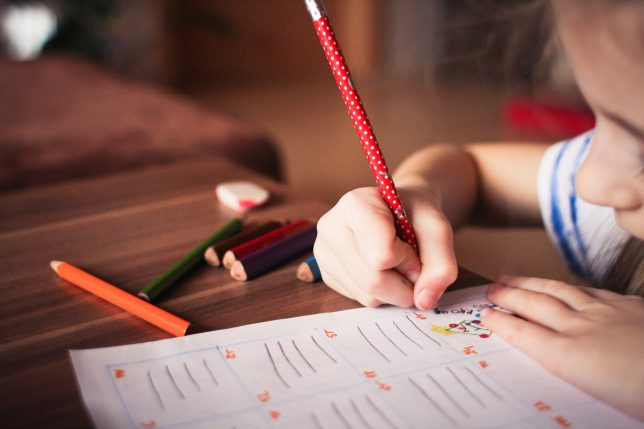 Getting your kids into the habit of homework can be tricky