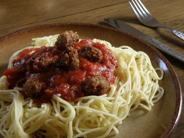 Easy Cooking With Kids - Marvelous Meatballs