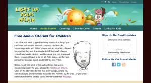 Free Audiobooks for Kids - Lightupyourbrain