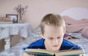 Stories help your kids getting tired