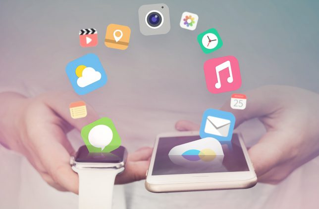 apples icloud helps you sync content and activities across devices