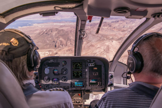 Fun Things to Do with Your Dad - Try Flying Helicopter Together
