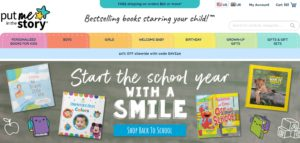 The Best Personalized Books for Kids - Put Me In The Story