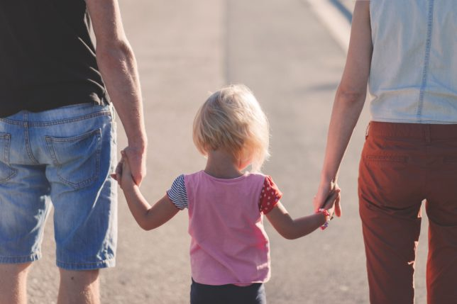 Staying Together for the Kids Is not Always Best for the Kids
