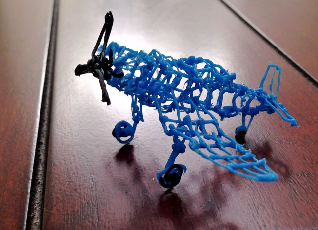 High Tech Toys - 3D Printing Pen