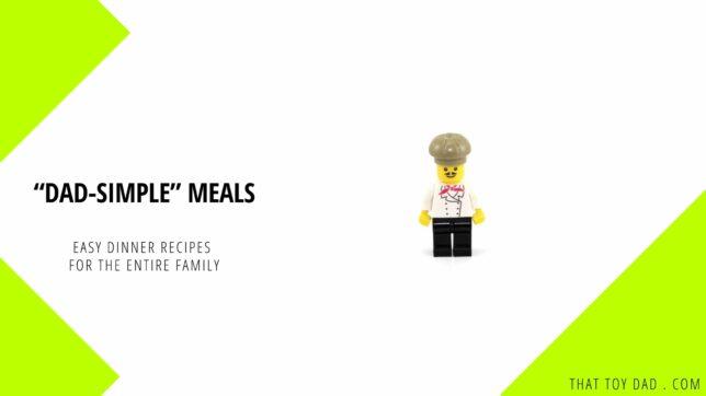 Easy Dinner Recipes for the Family