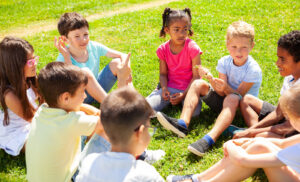Mindfulness Meditation For Children - Mindfulness Can Lead To Social Benefits