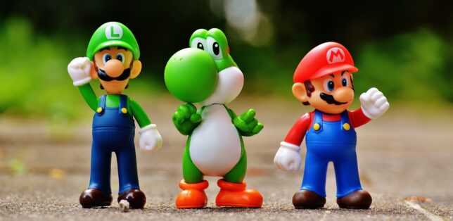 Trending Christmas Gifts for Kids – My Three Picks - Super Mario Has Entertained Millions of Kids