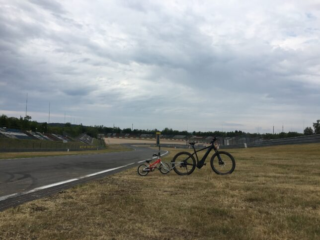 "FollowMe Review - Cycling The Legendary Racetrack ""Nurburgring"" in Germany"