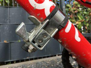 FollowMe Kid's Bike Frame Fitting Kit
