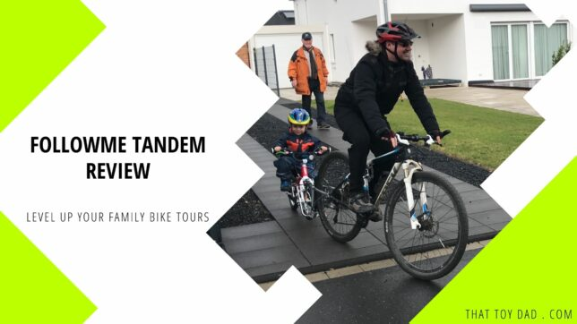 FollowMe Tandem Review
