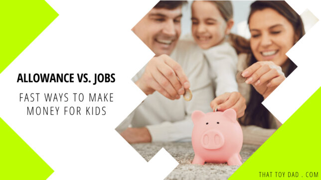 Fast Ways To Make Money For Kids
