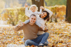 Why Positive Parenting Is Important - Strong bonds are key to a happy family life.jpg
