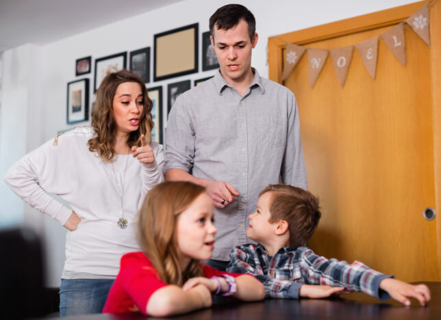 Why Positive Parenting Is Important - Yelling hurts your childrens self esteem